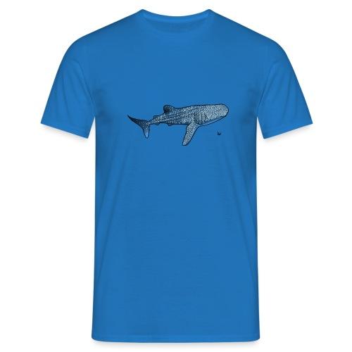 Walhai - Männer T-Shirt