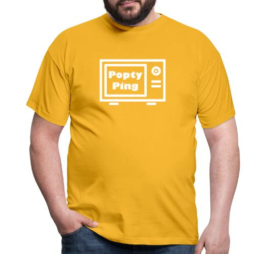 Popty Ping - Men's T-Shirt