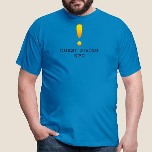 Quest Giver - Men's T-Shirt