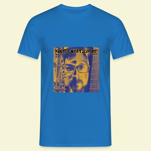 KopfStanPfloster Bild - Männer T-Shirt