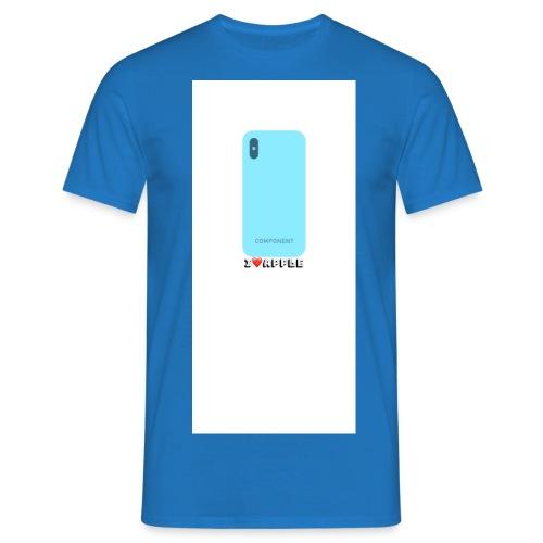 D93D0BB9 9130 425D 9C30 8A711C06F246 - Männer T-Shirt