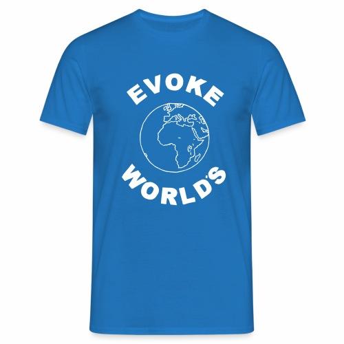 Evoke World's - Men's T-Shirt