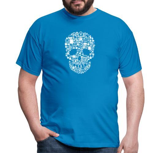 Go to School - Männer T-Shirt