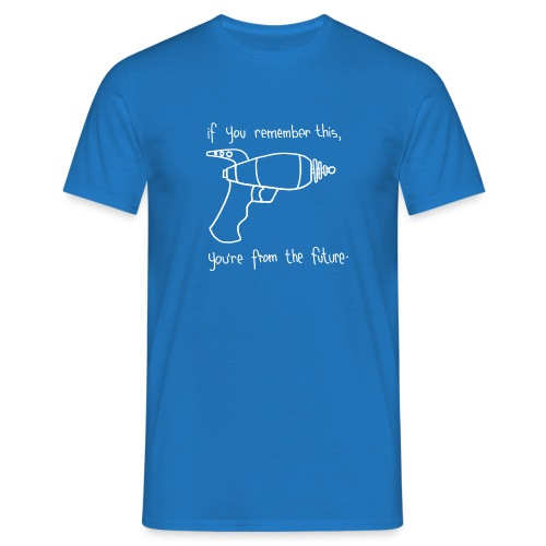 future2 gif - Men's T-Shirt