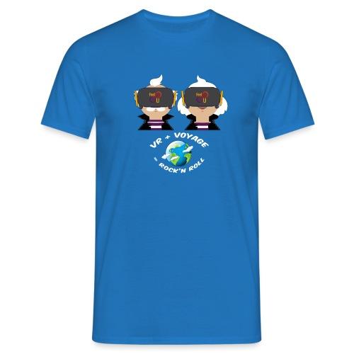 VR Voyage et Rock'n roll - T-shirt Homme