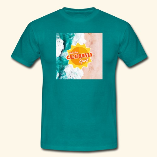 California Spirit Surfin - T-shirt Homme