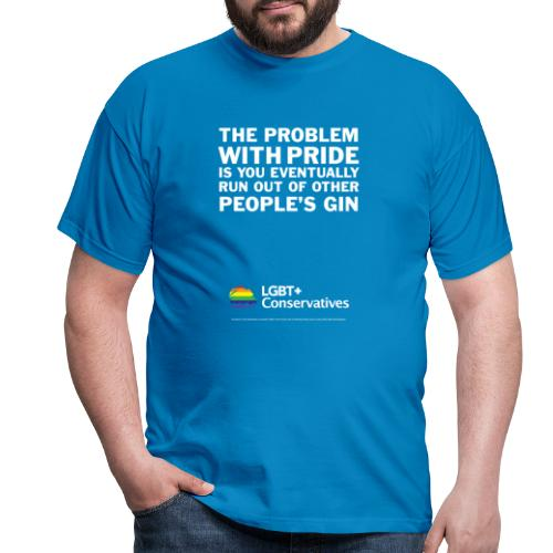 Tory Tshirts Final - Men's T-Shirt