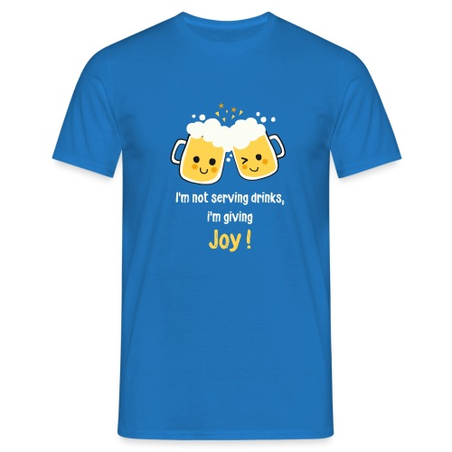 Giving Joy - Men's T-Shirt