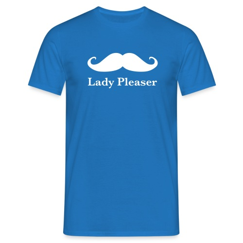 Lady Pleaser T-Shirt in Green - Men's T-Shirt