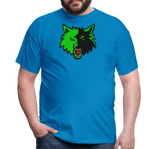 Gamma Wolf Logo - Men's T-Shirt