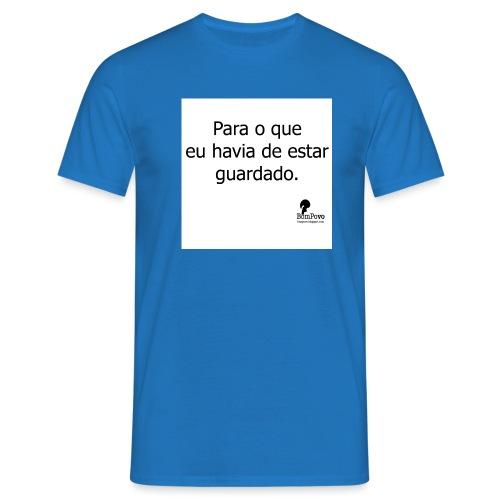 bompovo template branco - Men's T-Shirt