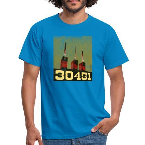 Stadtansichten Hannover Enercity - Männer T-Shirt