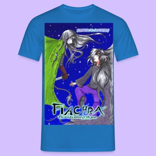 Fiachra book cover - Men's T-Shirt