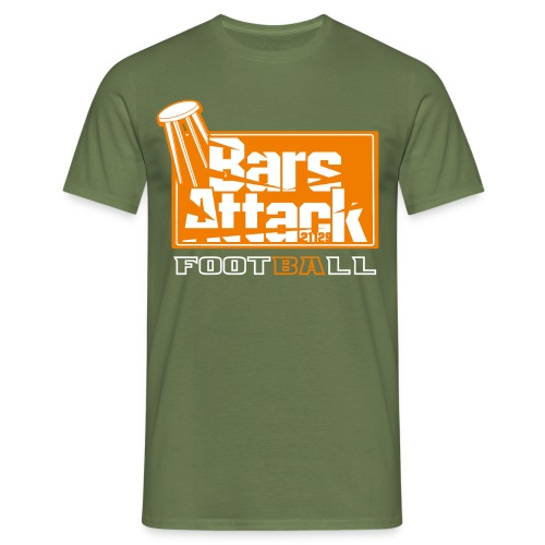 BarsAttack Football Griffins Edition - Männer T-Shirt