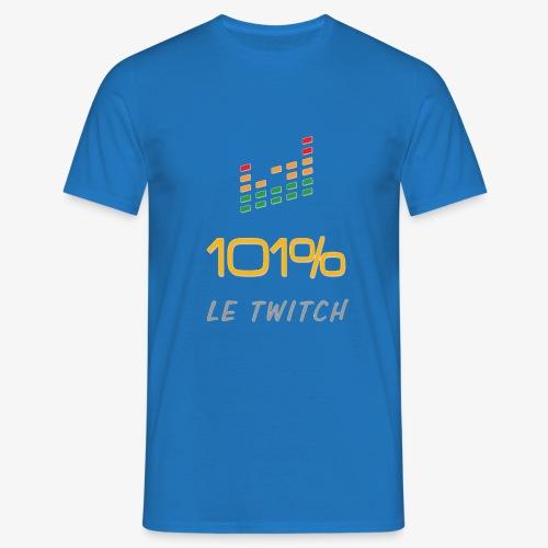 101%LeTiwtch vous présente enfin sa boutique - T-shirt Homme