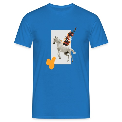Horse - Men's T-Shirt