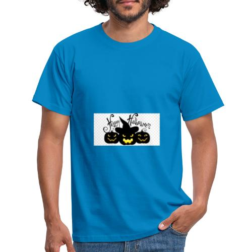 halloween design elements 5a3012a0881802 547731481 - Camiseta hombre