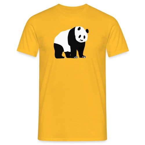 Panda - Miesten t-paita