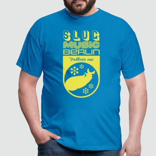 Ghostbox 2 Slug Music Berlin Label - Männer T-Shirt