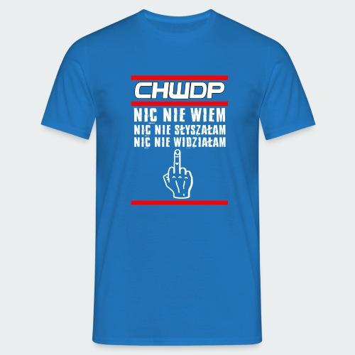 Tank top damski Premium CHWDP - Koszulka męska