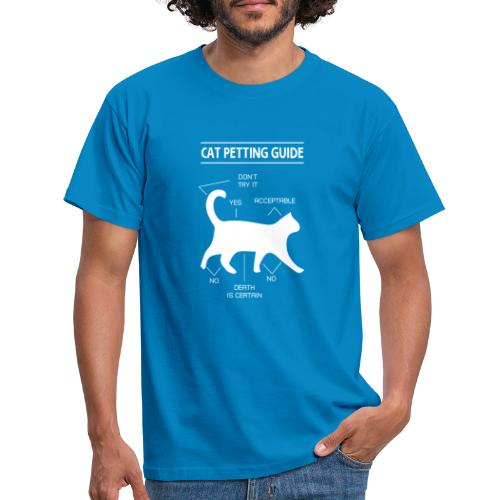 CAT GUIDE - T-shirt Homme