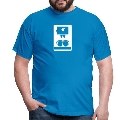 Kaffemaskin - T-shirt herr