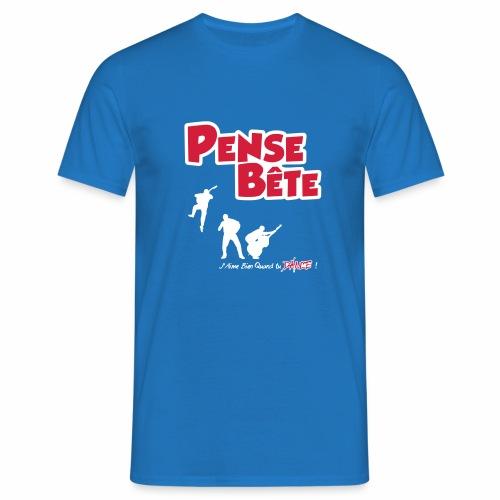 Logo J'Aime Bien Quand tu DANCE ! - T-shirt Homme