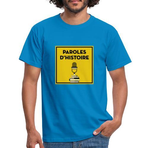 Paroles d'histoire - T-shirt Homme