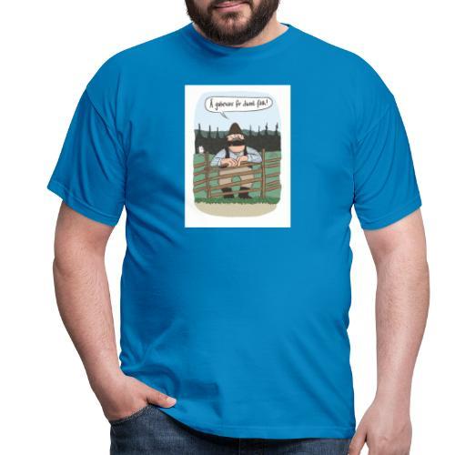 dumt fôlk 2 - T-shirt herr