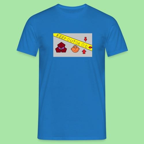 CONSERVER OU OD - T-shirt Homme