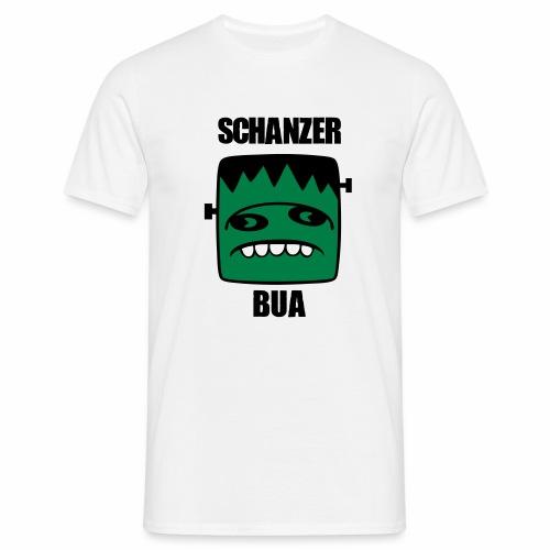 Fonster Schanzer Bua - Männer T-Shirt