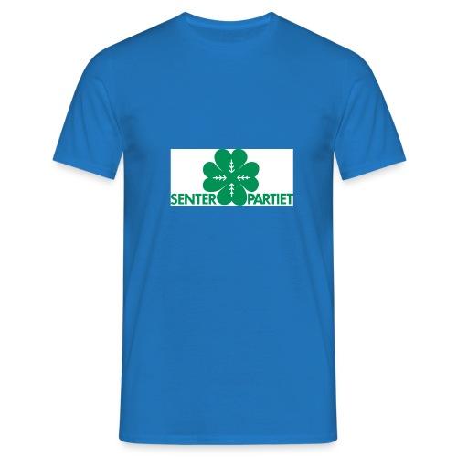 splogo - T-skjorte for menn