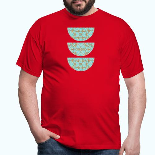 Geometry compostion - Men's T-Shirt