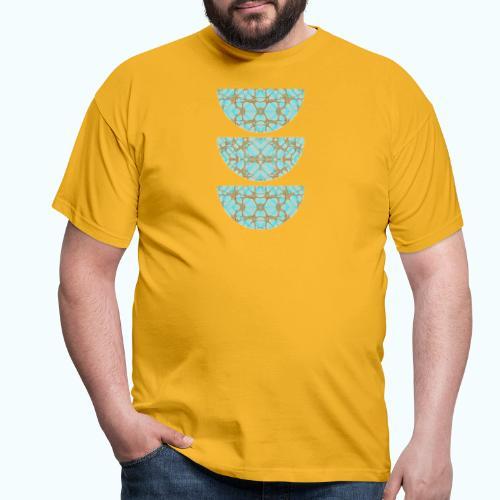 Geometry compostion - Men's T-Shirt