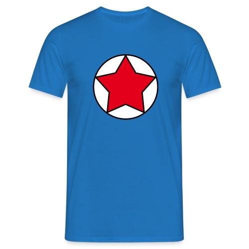 Escudo estrella Pilaf - Camiseta hombre