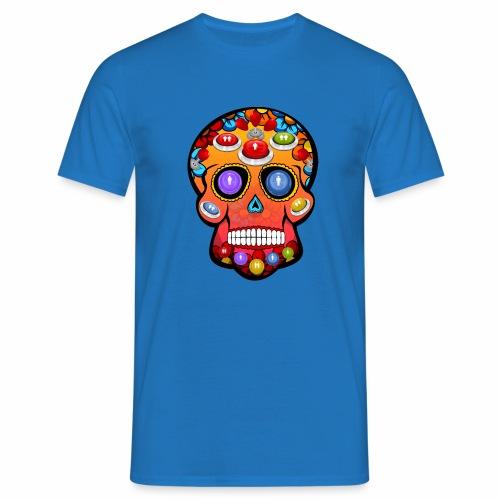 Calavera arcade - Camiseta hombre