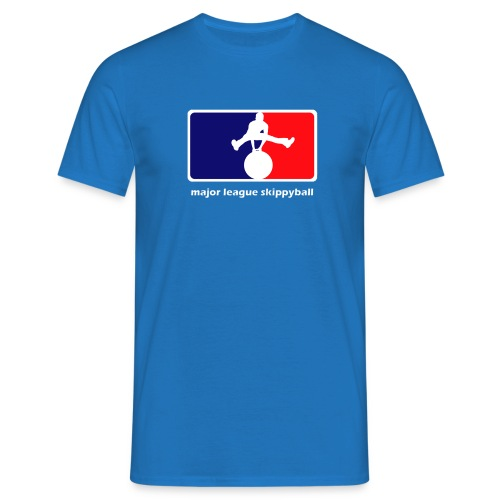 Major League Skippyball - Mannen T-shirt