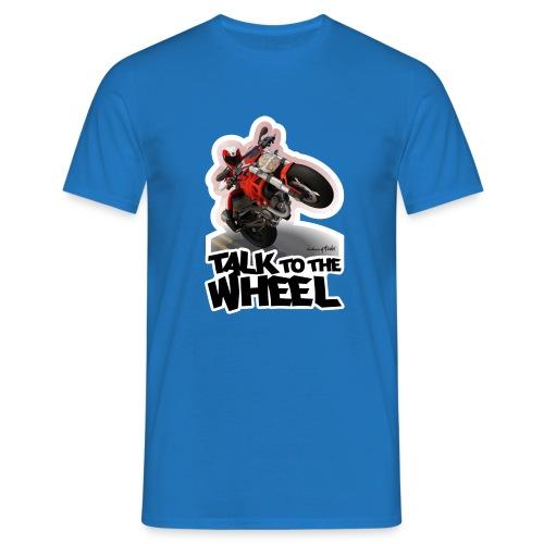 Ducati Monster Wheelie B - Camiseta hombre