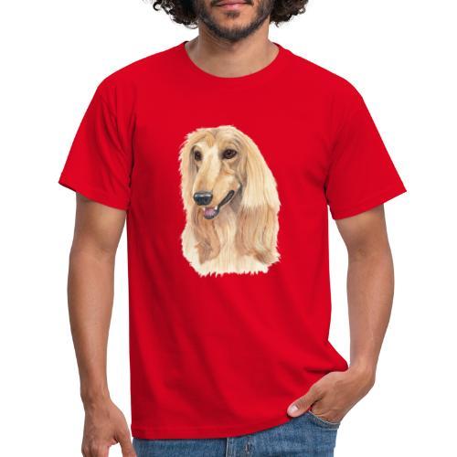 afghanskMynde- A - Herre-T-shirt