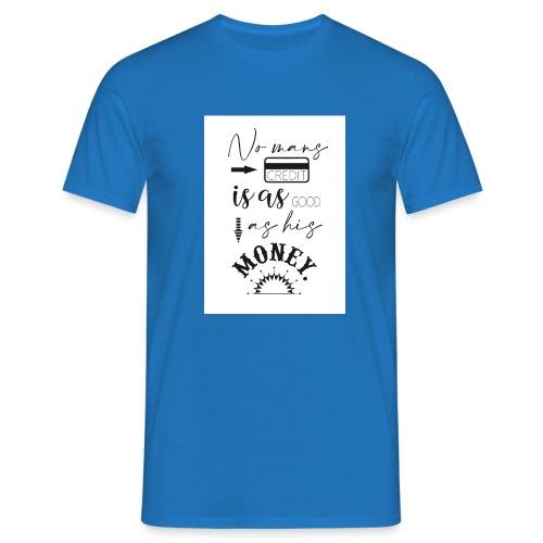 Bank Notes - Men's T-Shirt
