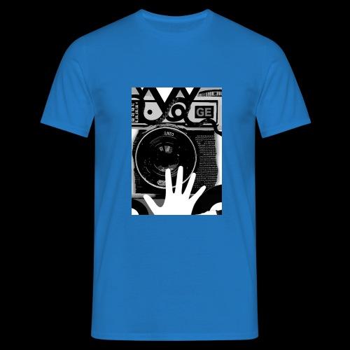 #BADGE #INCONSCIO ≠ - Maglietta da uomo