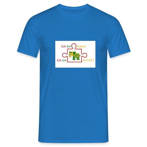 autist jpg - Männer T-Shirt