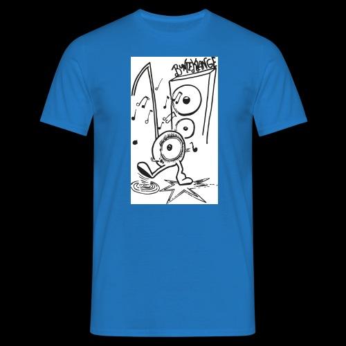 BunteKlänge Freak4 - Männer T-Shirt