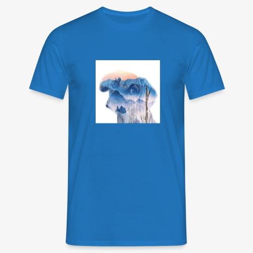 Süsser Hund - Männer T-Shirt