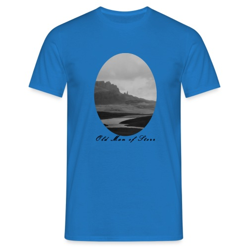 Old Man of Storr (Vintage) - Männer T-Shirt