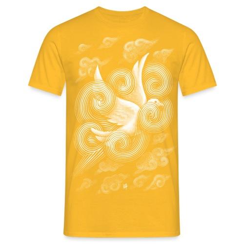 Crossing Clouds - Men's T-Shirt