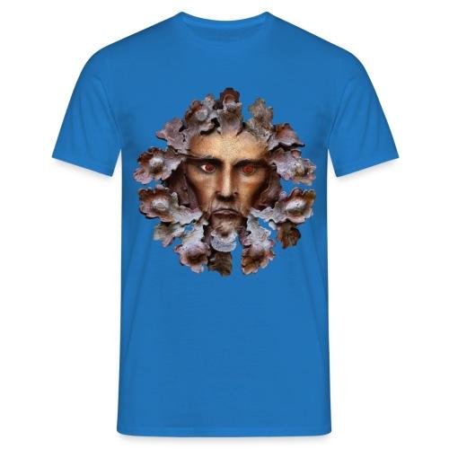 Rote Augen - Männer T-Shirt