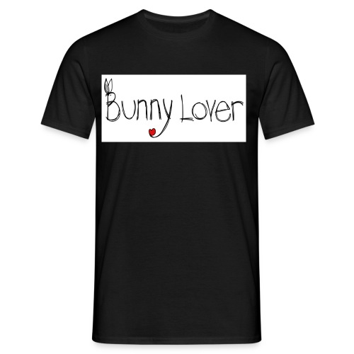 Bunny Lover - Men's T-Shirt