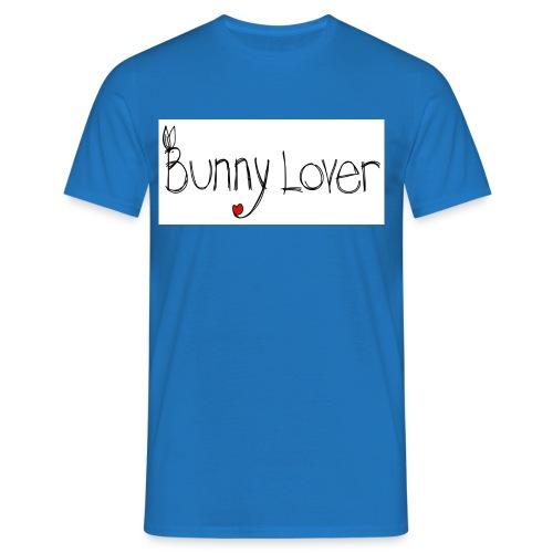 Bunny Lover - Men's T-Shirt