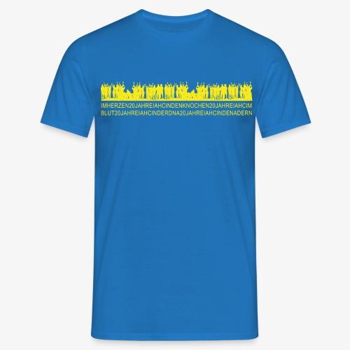 IAHC 20 Jahre, das Original! - Männer T-Shirt